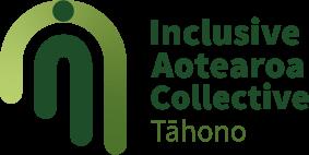 Inclusive Aotearoa Collective Tāhono logo