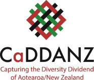 Capturing the Diversity Dividend of Aotearoa/New Zealand website home page