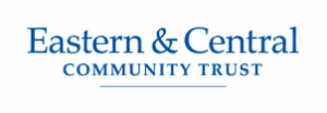 Eastern and Central Community Trust website home page
