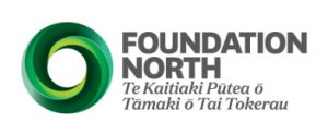 Foundation North website home page