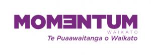 Momentum Waikato website home page